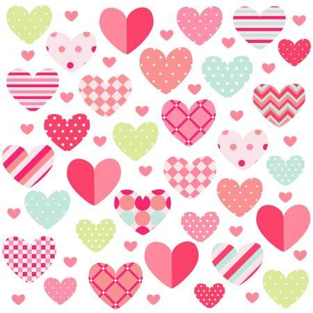 Ilustración de Happy valentine s day - Imagen libre de derechos