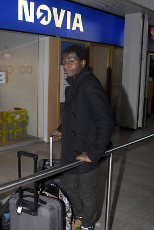 KASTRUP/COPENHAGEN/DENMARK _ Male from Denmark is stranded at Kastrup Copenhaghen Interntional Airport he waiting any informtion to Paris France, standing in line if he can have any informtion any and when flight for Paris france at Novia office in Kastru