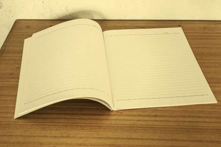 Open notebook cleanly