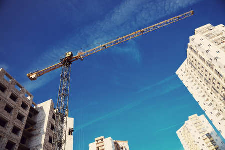 Photo pour construction site - image libre de droit