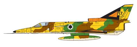 Ilustración de Aircraft color scheme. - Imagen libre de derechos