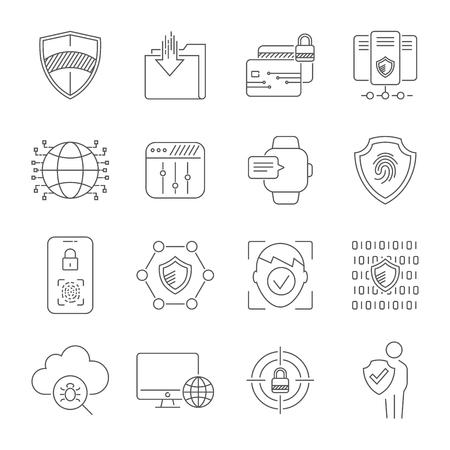 Modern digital technologies  Face recognition, fingerprint