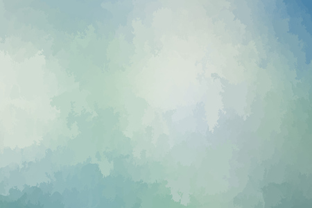 Abstract vector bluish background, horizontal format.