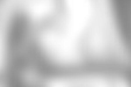 Illustration pour Abstract smooth blur modern background. Light grey neutral vector contemporary backdrop, horizontal format. - image libre de droit