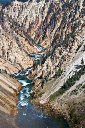 Grand Canyon of the Yellowstone National Park, USA