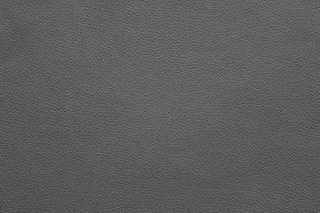 Photo pour French grey artificial leather with large texture, background. - image libre de droit