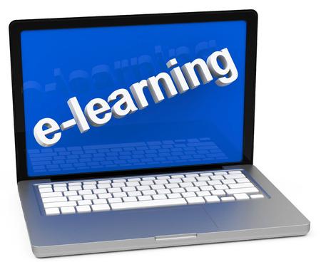 Photo pour e-learning - image libre de droit