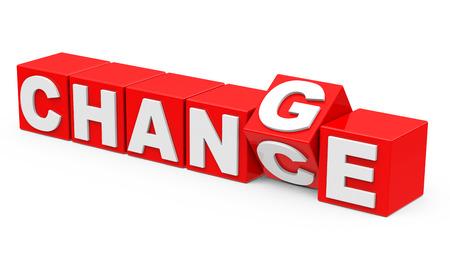 Photo pour change and chance - image libre de droit