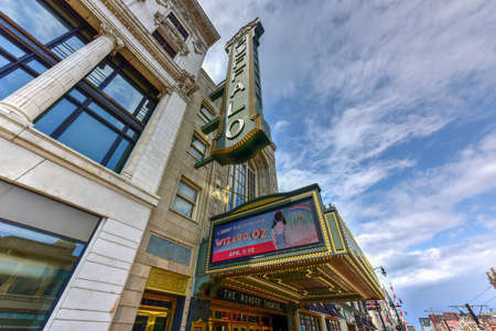 Photo for Buffalo, New York - May 8, 2016: Shea's Performing Arts Center (originally Shea's Buffalo) is a theater for touring Broadway musicals and special events in Buffalo, New York. - Royalty Free Image