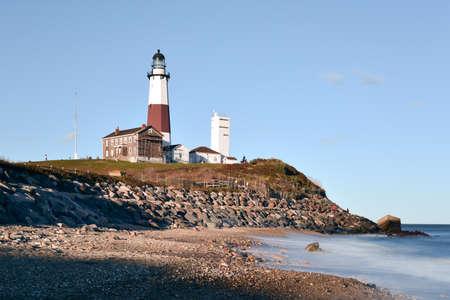 The Montauk Point Lighthouse