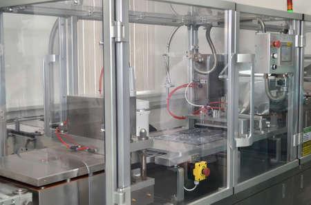 Foto für Pharmaceutical industry automated filling lines for ampoules - Lizenzfreies Bild