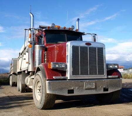 Foto de American Truck - Imagen libre de derechos