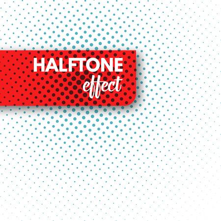 Halftone background. Halftone dots. Halftone wallpaper.  Halftone grunge. Halftone effect. Simple Vector Halftone Texture.