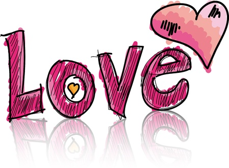 love. Vector illustration