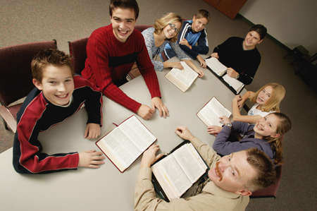 Young people's Bible study