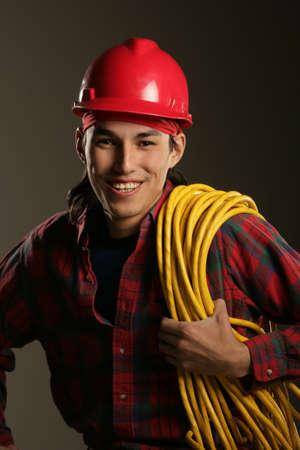 Aboriginal Electrician