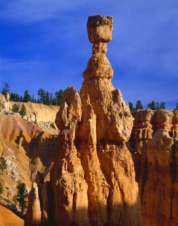 Thor's Hammer rock formation, Bryce Canyon National Park
