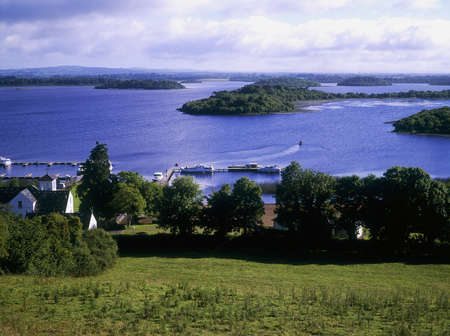 Knockninny in Lower Lough Erne, Fermanagh, Ireland