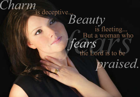The Proverb's woman