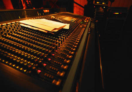 Mixing Sound Board
