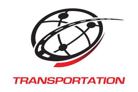 Foto de Transport logo - Imagen libre de derechos
