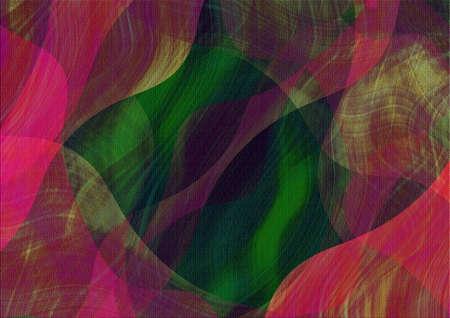 Photo pour Red Geometric Shapes Background - image libre de droit