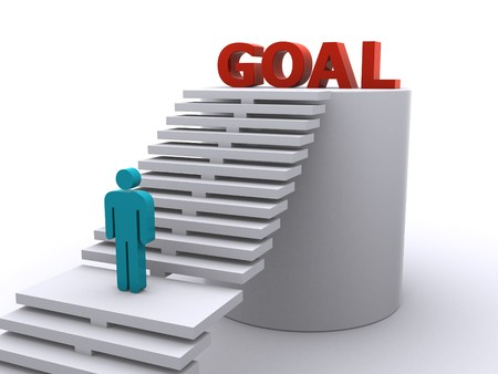 reaching the goal