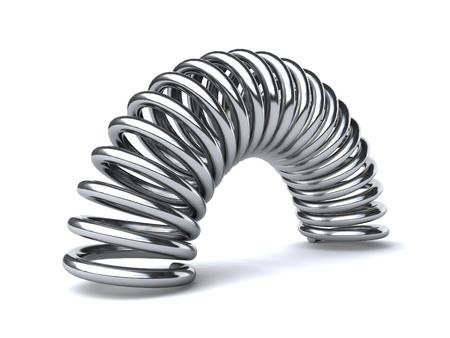 metal spring