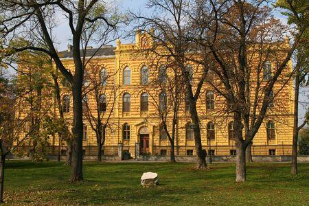 The Orthodox Seminary in Sremski Karlovci near Novi Sad in Serbia