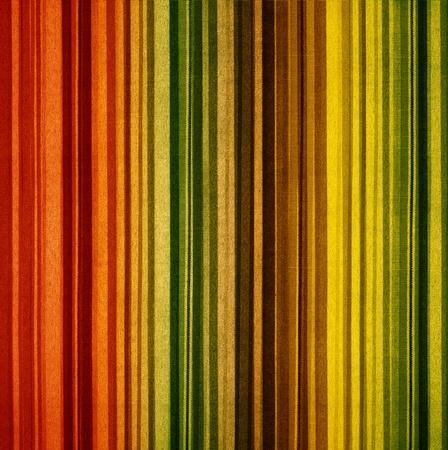 retro grunge striped of fabric