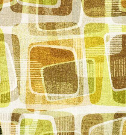 retro of colorful square background