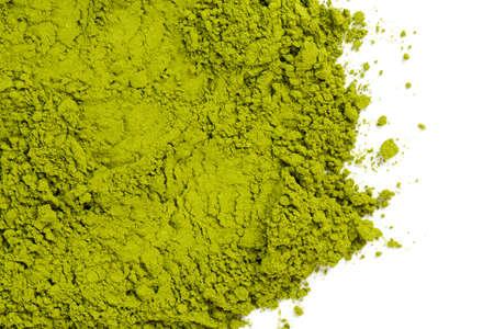 Photo for powdered green tea Matcha - Royalty Free Image