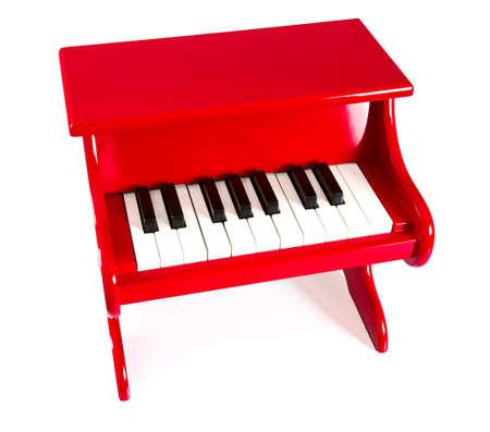Foto de piano toy - Imagen libre de derechos