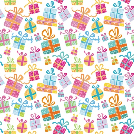 Colorful vector gift boxes 2.