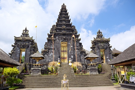 Pura Batu Madeg, Besakih complex, Bali, Indonesia