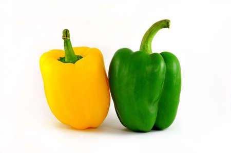 Two colors chillis