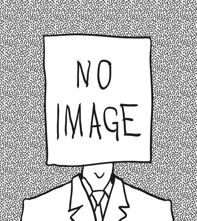 no user profile picture. hand drawn.