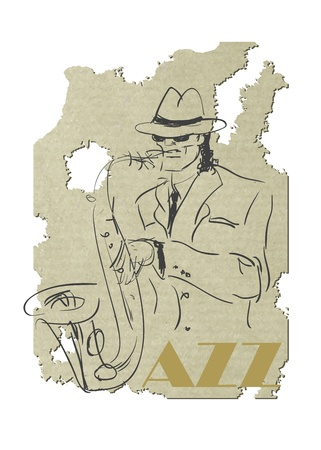 the saxophone player  eps8
