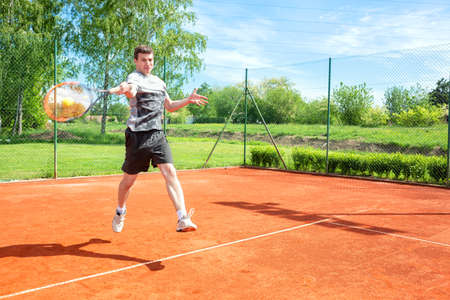 Learning the basic tennis forehand shot is thus necessary in learning to play tennis