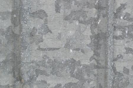 Foto per texture ferro zincato - Immagine Royalty Free