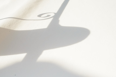 Foto per abstract shadow - Immagine Royalty Free