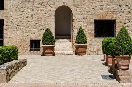 Ancient Tuscan farmhouse