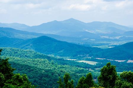 blue ridge parkway in west virginia