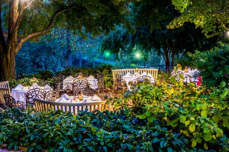 classic historic banquet and event home and backyard
