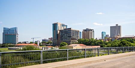 Foto für fort worth texas city skyline and downtown - Lizenzfreies Bild