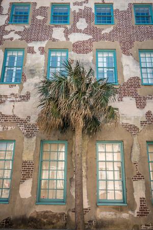 Foto de Charleston south carolina historic architecture - Imagen libre de derechos