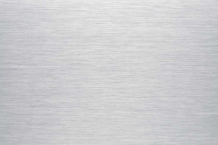 Photo for Brushed aluminum background or texture - Royalty Free Image
