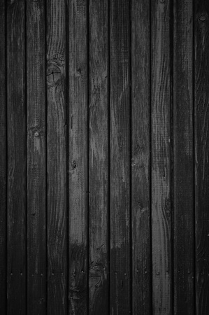 Dark Wood Background