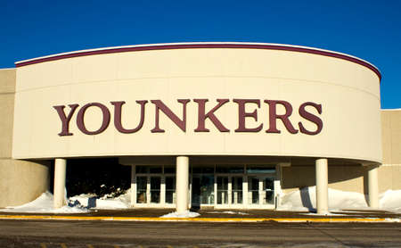 EAU CLAIRE,WISCONSIN-FEBRUARY 02,2014: Younker department store in Eau Claire,Wisconsin on February 02,2014.