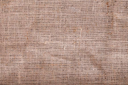 Photo pour background texture burlap fabric gray blank - image libre de droit